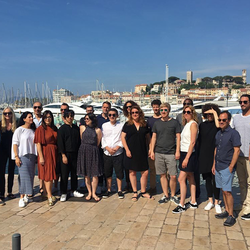 Full Jury at Cannes Festival