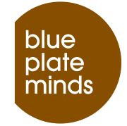 Blue Plate Minds logo